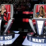 Kelly Clarkson, Jennifer Hudson, The Voice season 15