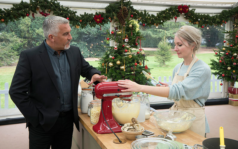 Paul Hollywood, Great American Baking Show, ABC