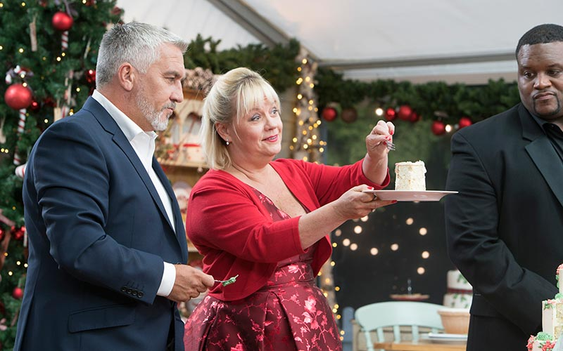 Paul Hollywood, Sherry Yard, The Great American Baking Show: Holiday Edition