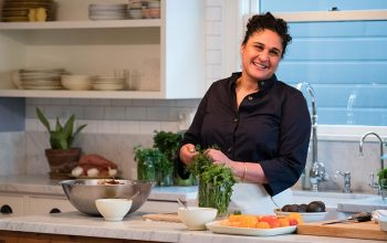 How Samin Nosrat turned her book Salt, Fat, Acid, Heat into Netflix's first instructional cooking show