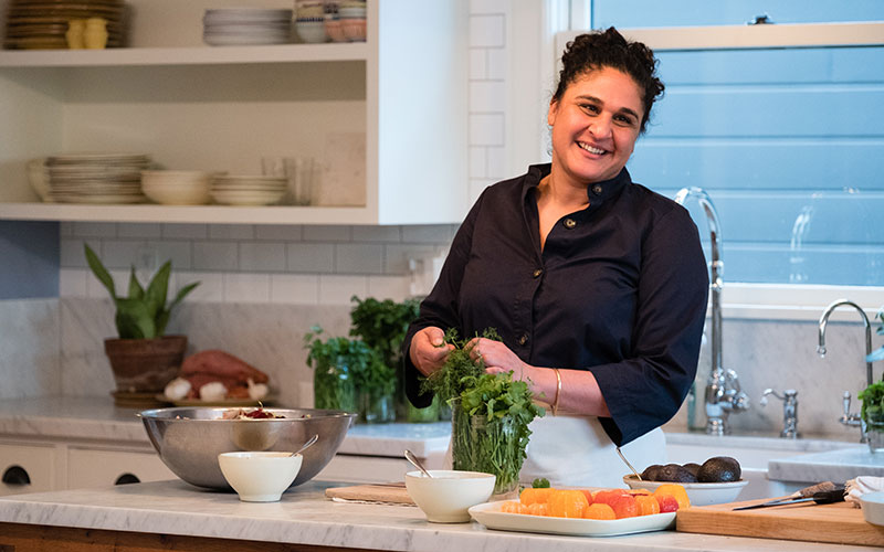 Samin Nosrat, Salt Fat Acid Heat, Netflix