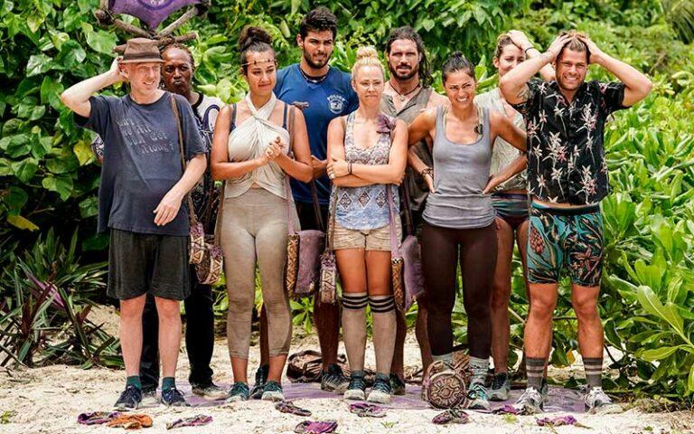 Survivor David vs. Goliath episode 4 tribe swap