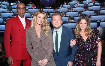 RuPaul, Drew Barrymore, and Faith Hill will judge CBS' talent show