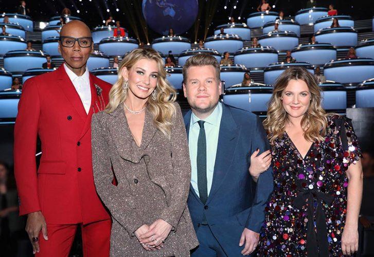 RuPaul Charles, Drew Barrymore, James Corden, Faith Hill, World's Best, CBS