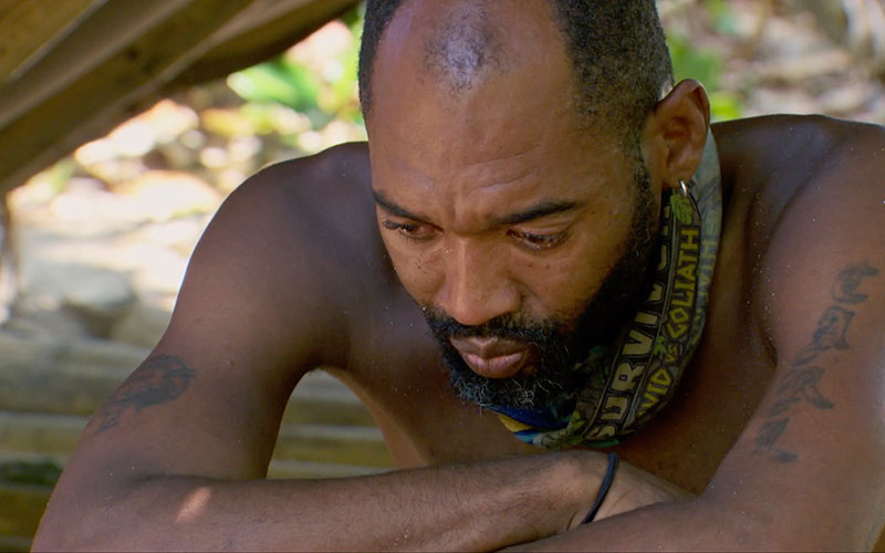 Carl Boudreaux, Survivor David vs. Goliath episode 10