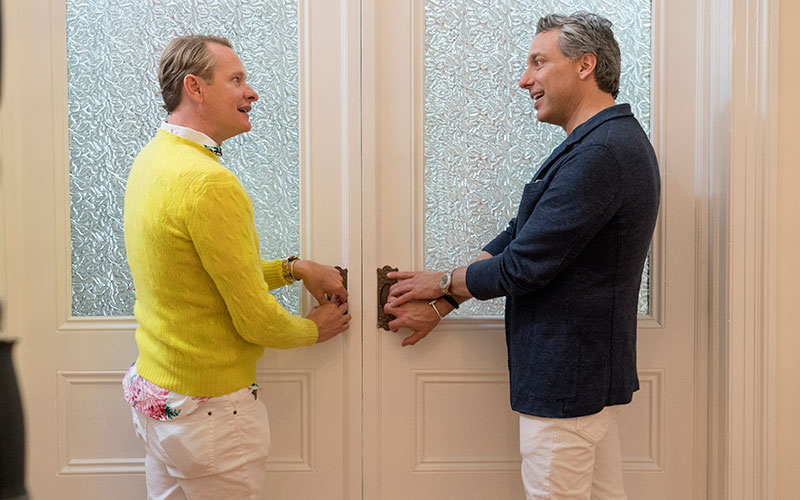 Carson Kressley, Thom Filicia, Get a Room with Carson and Thom
