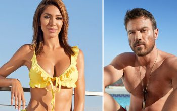 Farrah Abraham, Chad Johnson, Ex On the Beach season 2