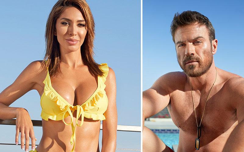 Farrah Abraham, Chad Johnson, Ex On the Beach season 2