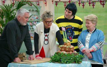The Great British Baking Show season 9 is on Netflix tomorrow