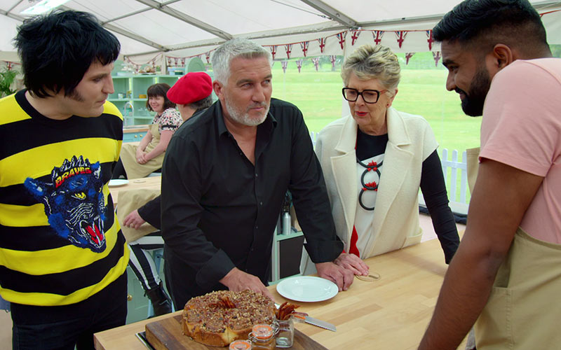 The Great British Baking Show collection 6 Netflix, The Great British Bake-Off season 9, bread week