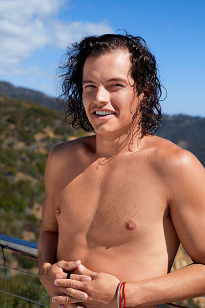 Jay Starrett, Ex on the Beach season 2