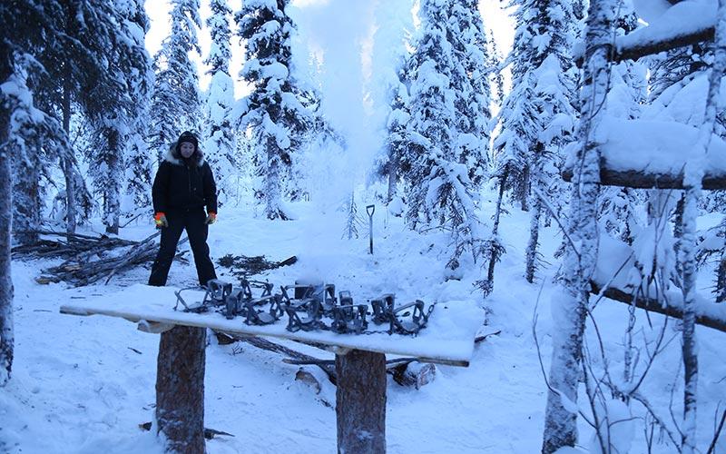 The Last Alaskans season 4, Krin Nelson