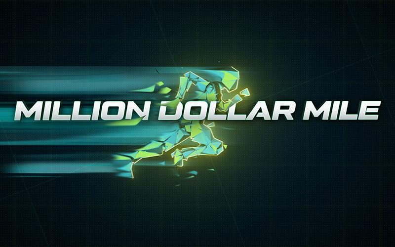 Million Dollar Mile, CBS