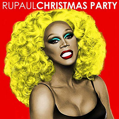 RuPaul Christmas Party album cover