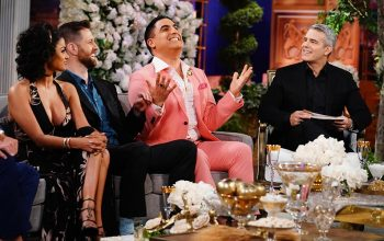 Shahs of Sunset season 7 reunion