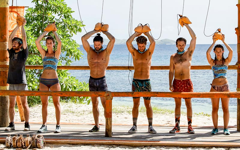 Survivor David vs. Goliath episode 8