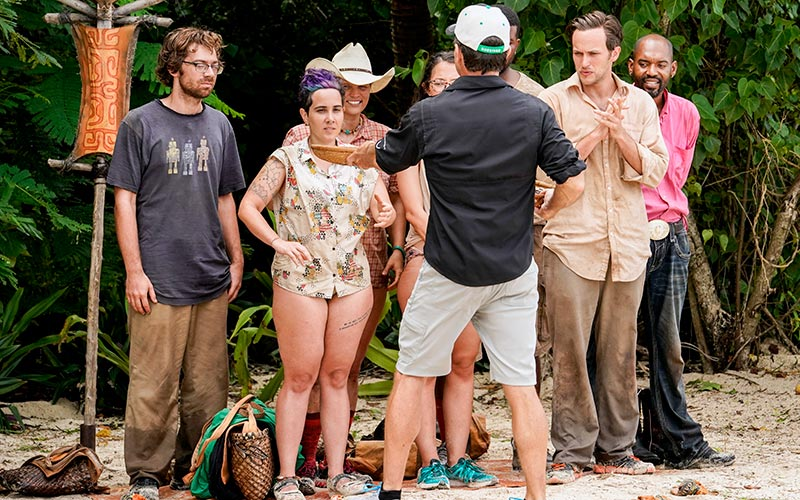Survivor David vs. Goliath, tribe swap