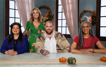 Ultimate Thanksgiving Challenge, Food Network