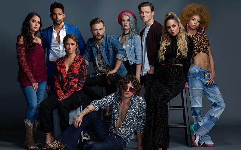 Westside cast, Netflix