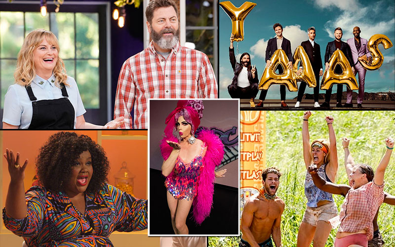 The best reality TV shows 2018
