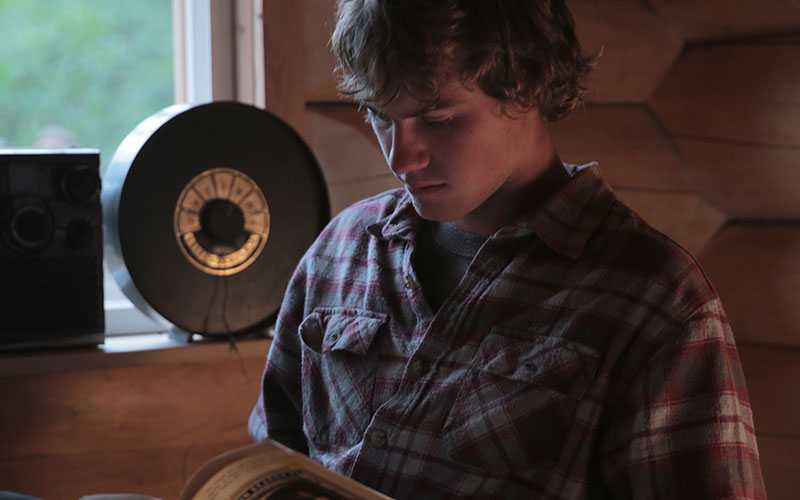 Charlie Jagow, The Last Alaskans