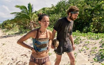 Gabby Pascuzzi and Christian Hubicki, Survivor David vs. Goliath episode 12