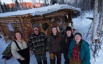 The Lewis family, Last Alaskans