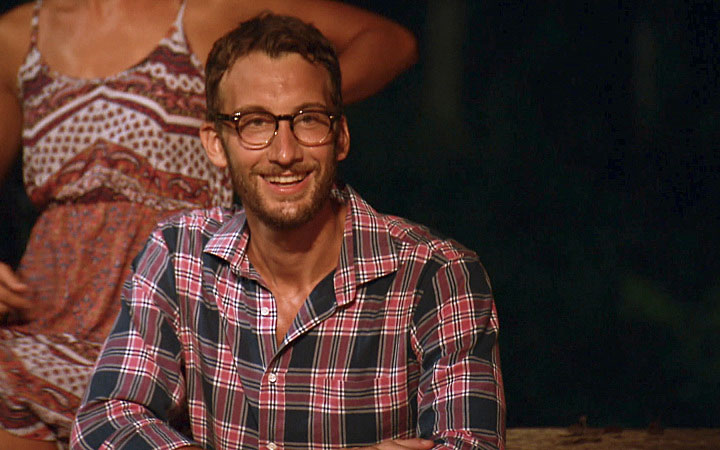 Stephen Fishbach, Survivor Cambodia Second Chance tribal council
