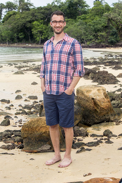 Stephen Fishbach, Survivor Cambodia: Second Chance