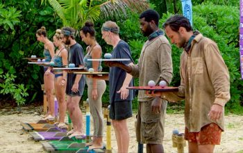 Survivor David vs. Goliath episode 13 immunity challenge
