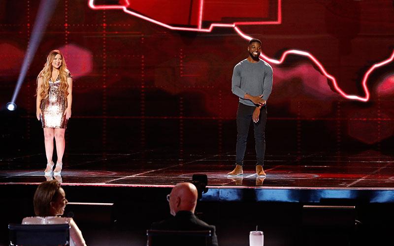Bianca Ryan, Preacher Lawson, America's Got Talent: The Champions