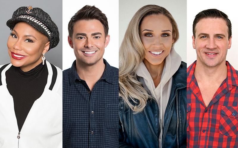 Celebrity Big Brother 2 cast