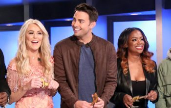Dina Lohan, Jonathan Bennett, Kandi Burruss, Celebrity Big Brother 2