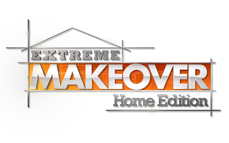 Extreme Makeover: Home Edition, ABC logo
