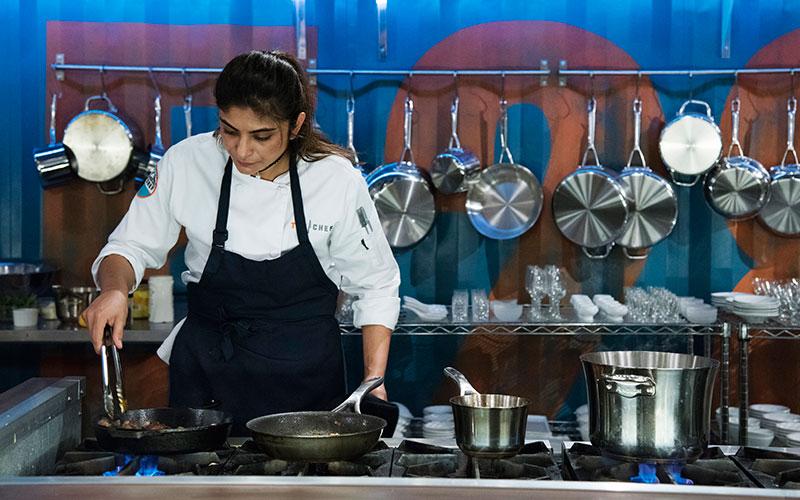 Fatima Ali, Top Chef season 15