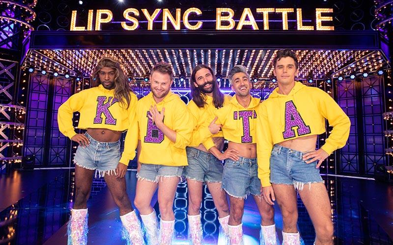 Lip Sync Battle, Queer Eye Fab Five