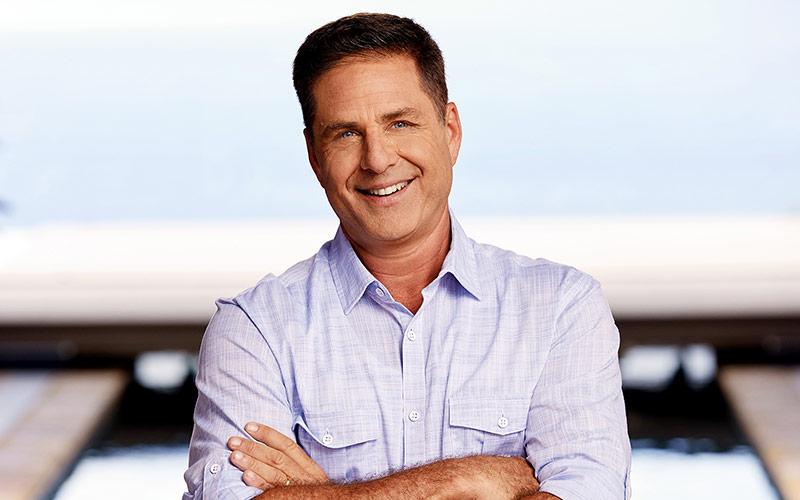 Mark L. Walberg, Temptation Island host