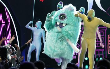 The Masked Singer is a guessing game wrapped in a horrifying costume