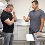 Robert Irvine, Tom Bury, Restaurant Impossible