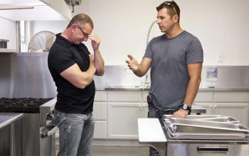 Restaurant Impossible is returning, with Robert Irvine but without Marc Summers