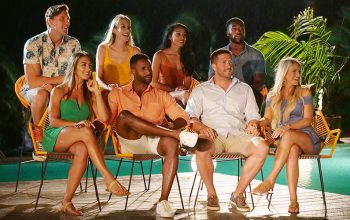 Temptation Island's premiere explores why couples would go on this preposterous show