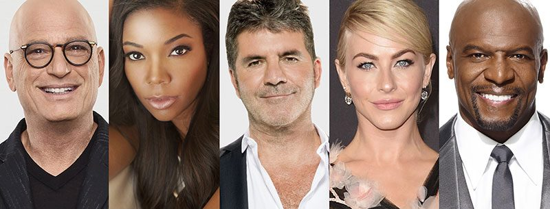 America's Got Talent season 14 judges and host