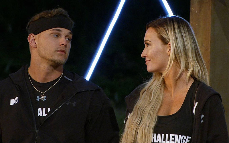 Ashley, Hunter, The Challenge: Final Reckoning