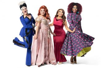 Four Drag Race queens, Josh Gates & mummy, Atlanta child murders, and the Serengeti: four new specials
