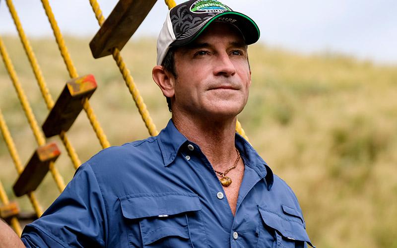 Jeff Probst, Survivor Edge of Extinction