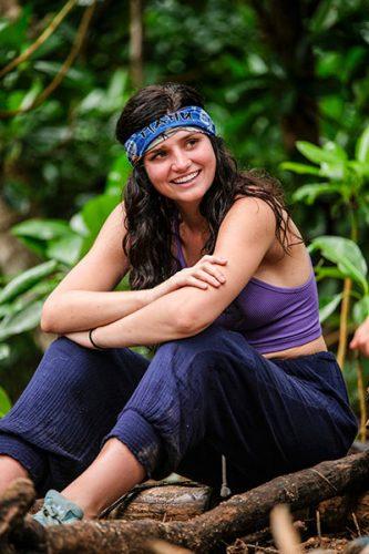 Lauren O'Connell, Survivor: Edge of Extinction episode 2