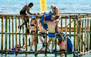 Survivor: Edge of Extinction episode 2 immunity challenge