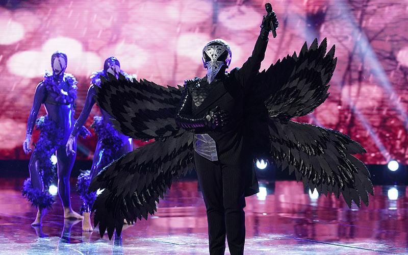 Raven, Masked Singer episode 6