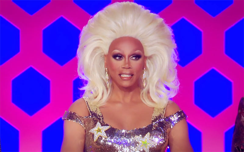 RuPaul, RuPaul's Drag Race All Stars 4 finale