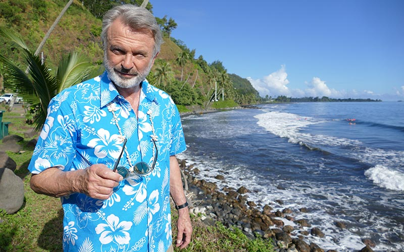 Sam Neill, The Pacific: In the Wake Of Captain Cook